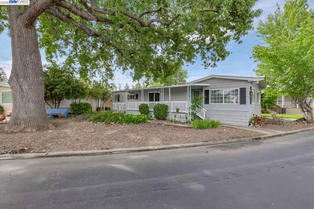 3263 Vineyard #198, Pleasanton, CA 94566 (#40904850) :: Armario Venema Homes Real Estate Team