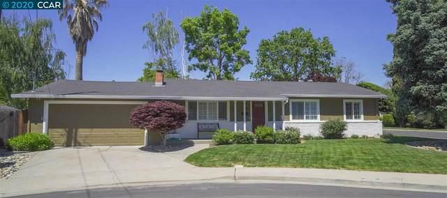 1588 Sunny Ct., Walnut Creek, CA 94595 (#40904990) :: Armario Venema Homes Real Estate Team
