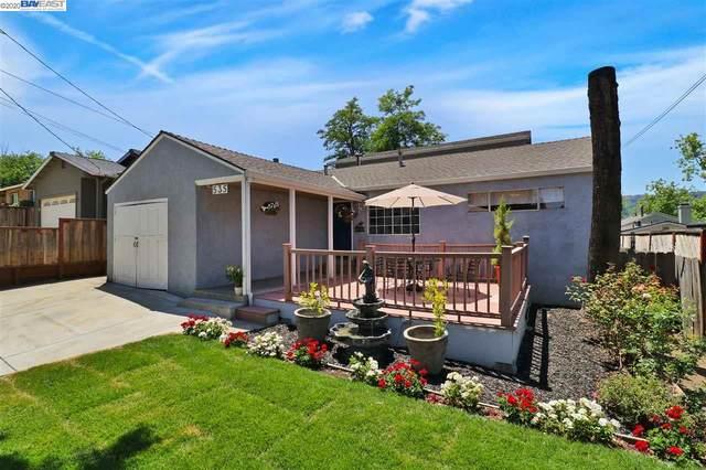 535 E Angela St, Pleasanton, CA 94566 (#40905014) :: Armario Venema Homes Real Estate Team