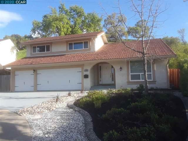 1983 Woodbury Ct, Walnut Creek, CA 94596 (#40905032) :: Armario Venema Homes Real Estate Team