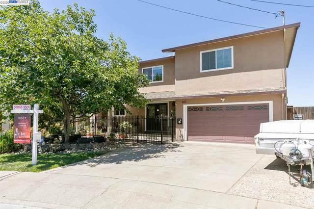 445 Lorren Ct, Livermore, CA 94550 (#40905076) :: Armario Venema Homes Real Estate Team