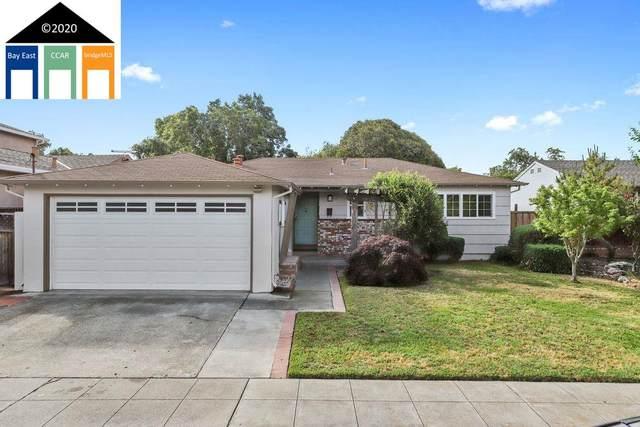 365 Fairway St, Hayward, CA 94544 (#40905082) :: Armario Venema Homes Real Estate Team