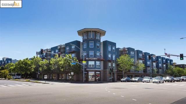 1121 40th St #4103, Emeryville, CA 94608 (#40905084) :: The Grubb Company