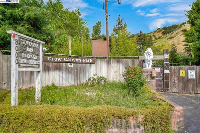 8000 Crow Canyon Rd, Castro Valley, CA 94552 (#40905094) :: Armario Venema Homes Real Estate Team