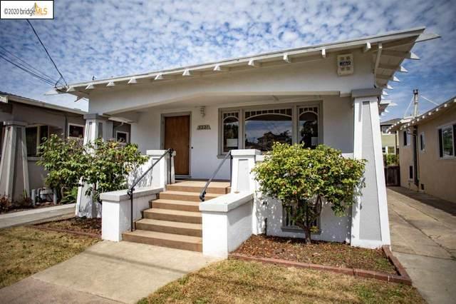 5221 James Ave, Oakland, CA 94618 (#40905286) :: Armario Venema Homes Real Estate Team