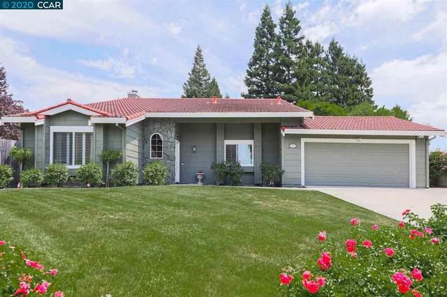 57 Apache Ct, San Ramon, CA 94583 (#40905304) :: Realty World Property Network