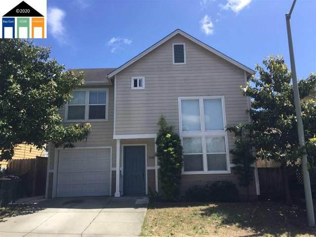 2488 Savannah Ct, Oakland, CA 94605 (#40905418) :: Armario Venema Homes Real Estate Team