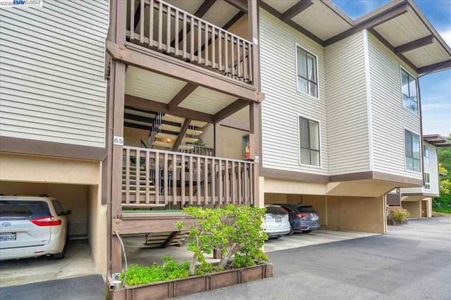19100 Crest Ave #63, Castro Valley, CA 94546 (#40905429) :: Armario Venema Homes Real Estate Team