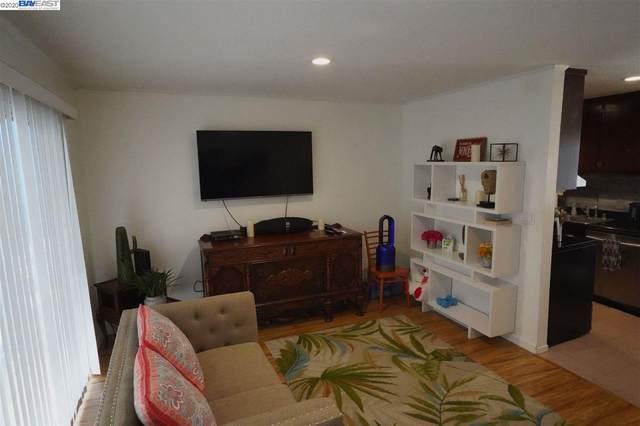 10 Moss Ave #17, Oakland, CA 94610 (#40905599) :: Armario Venema Homes Real Estate Team