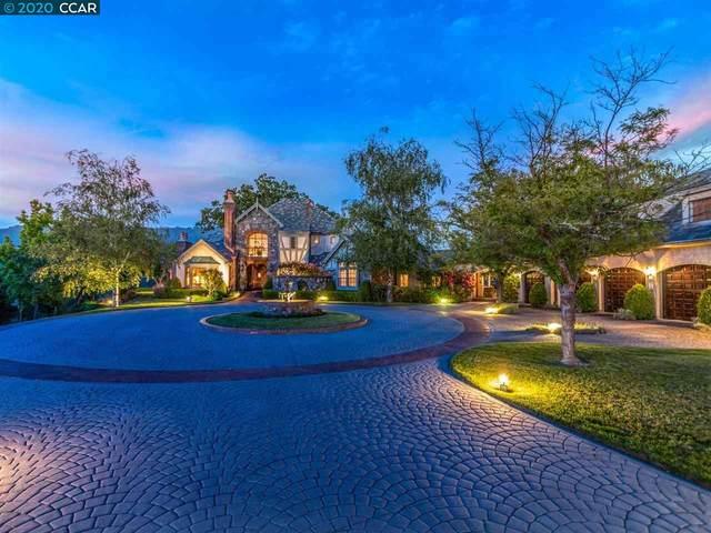 201 Oakridge Dr, Danville, CA 94506 (#40905640) :: Real Estate Experts