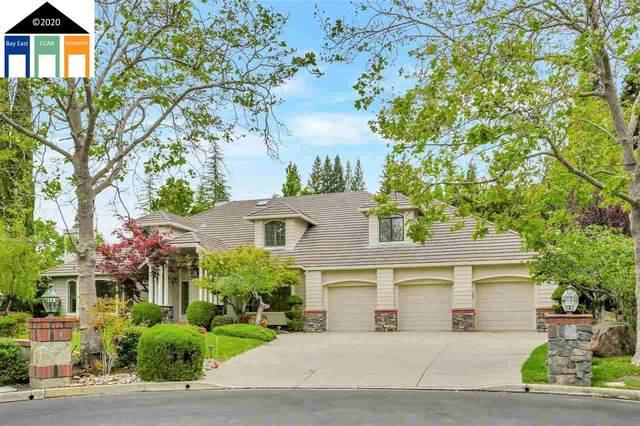 110 Wild Oak Ct, Danville, CA 94506 (#40905643) :: Realty World Property Network