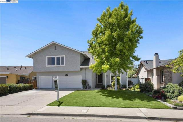 3122 Gulfstream St., Pleasanton, CA 94588 (#40905663) :: Armario Venema Homes Real Estate Team