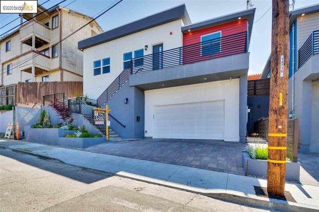 2624 INYO Ave, Oakland, CA 94601 (#40905676) :: Armario Venema Homes Real Estate Team