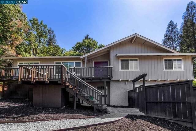 3441 St Marys Rd, Lafayette, CA 94549 (#40905690) :: Realty World Property Network