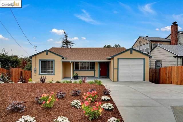 9411 Castlewood St, Oakland, CA 94605 (#40905714) :: Armario Venema Homes Real Estate Team