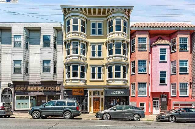 3230 16th Street F, San Francisco, CA 94103 (#40905717) :: Realty World Property Network