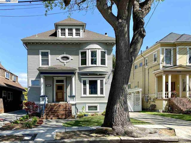 1440 Benton St, Alameda, CA 94501 (#40905740) :: Armario Venema Homes Real Estate Team