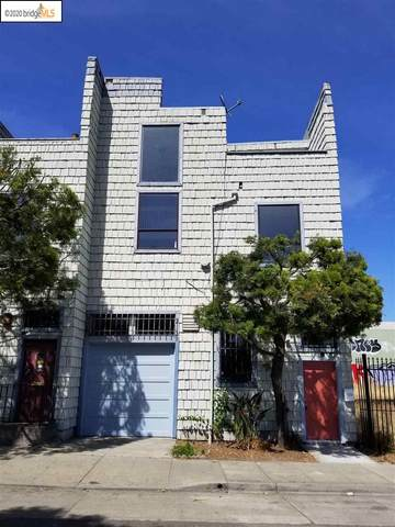 912 E 10Th St, Oakland, CA 94606 (#40905781) :: Armario Venema Homes Real Estate Team