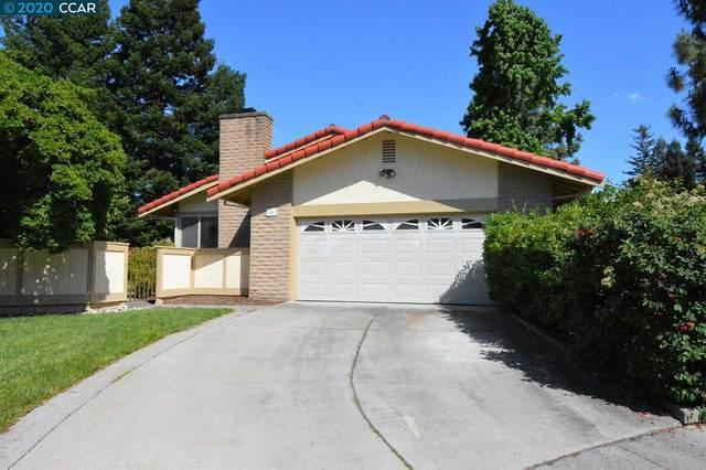 16 Topsail Ct, Pleasant Hill, CA 94523 (#40905817) :: Armario Venema Homes Real Estate Team