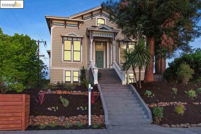 2048 12Th Ave, Oakland, CA 94606 (#40905846) :: Armario Venema Homes Real Estate Team
