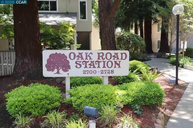 2700 Oak Rd #18, Walnut Creek, CA 94597 (#40905858) :: Armario Venema Homes Real Estate Team