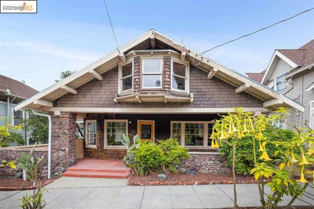 637 Fairmount Ave, Oakland, CA 94611 (#40905860) :: Armario Venema Homes Real Estate Team