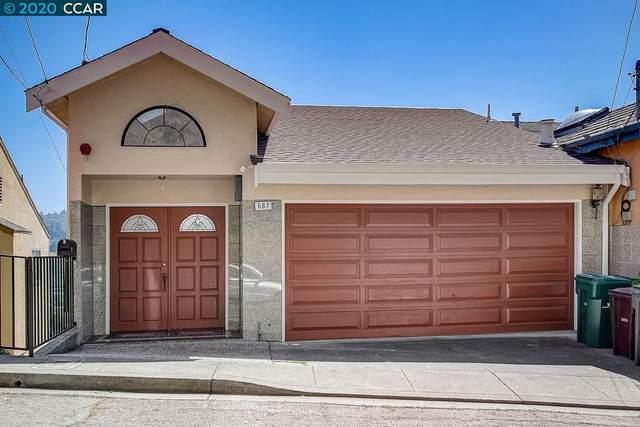 587 Jackson St, Albany, CA 94706 (#40905884) :: The Grubb Company