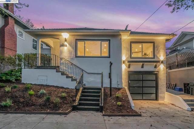 556 El Dorado Ave, Oakland, CA 94611 (#40905962) :: Armario Venema Homes Real Estate Team