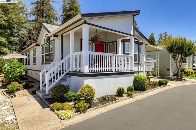 3263 Vineyard Ave #175, Pleasanton, CA 94566 (#40906004) :: Armario Venema Homes Real Estate Team