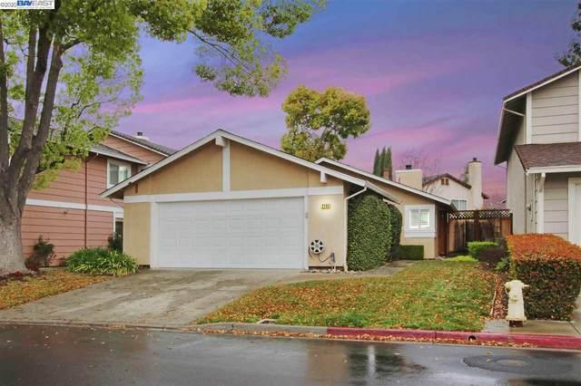 2145 Armstrong Drive, Pleasanton, CA 94588 (#40906042) :: Armario Venema Homes Real Estate Team