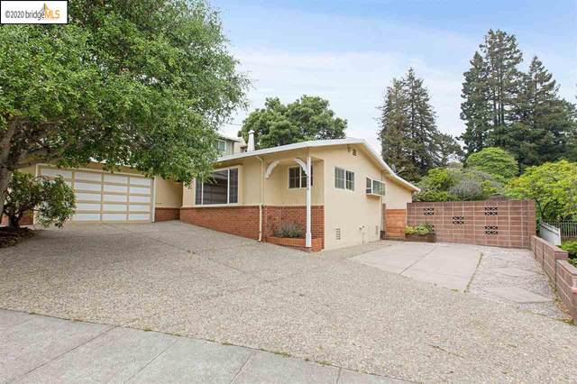 6509 Canyon Trail, El Cerrito, CA 94530 (#40906056) :: The Grubb Company