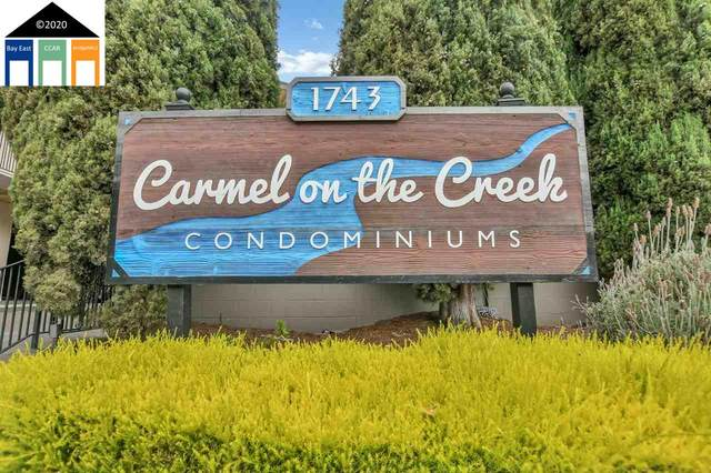 1743 Carmel Dr #15, Walnut Creek, CA 94596 (#40906059) :: The Venema Homes Team
