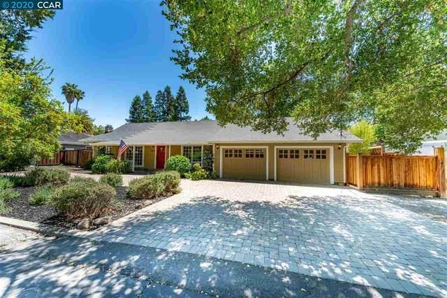 1373 Elizabeth Ct, Walnut Creek, CA 94596 (#40906102) :: Armario Venema Homes Real Estate Team