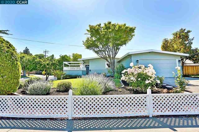 1298 Marlboro Court, Concord, CA 94521 (#40906105) :: Armario Venema Homes Real Estate Team
