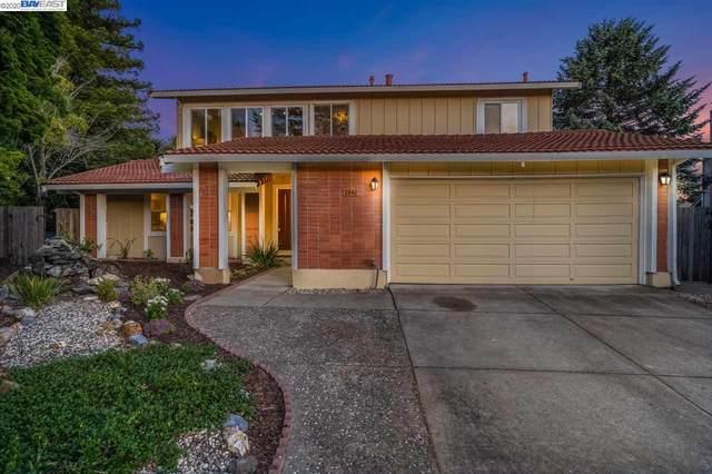 5841 Blue Bird Ct, Castro Valley, CA 94552 (#40906113) :: Armario Venema Homes Real Estate Team