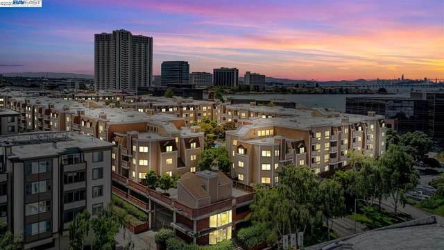 6400 Christie Ave #4126, Emeryville, CA 94608 (#40906116) :: The Grubb Company