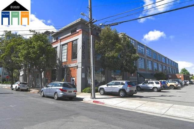 4053 Harlan St #117, Emeryville, CA 94608 (#40906124) :: The Grubb Company