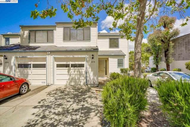 2878 Theresa Ct, Castro Valley, CA 94546 (#40906134) :: Armario Venema Homes Real Estate Team