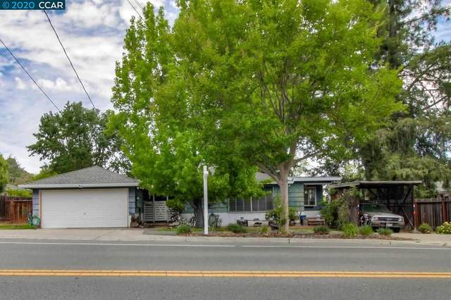 1867 Pleasant Hill Rd, Pleasant Hill, CA 94523 (#40906165) :: Realty World Property Network