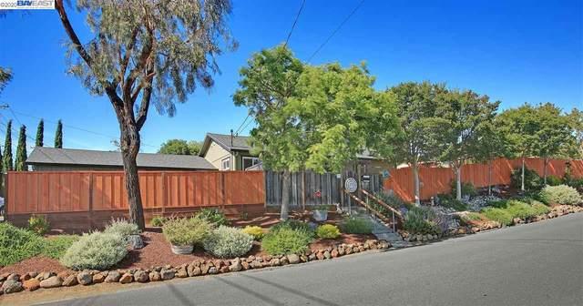 4804 Seaview Ave, Castro Valley, CA 94546 (#40906178) :: The Grubb Company