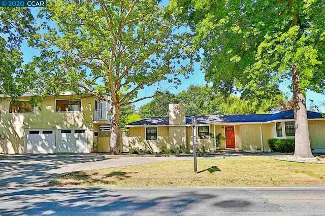 2949 Walnut Blvd, Walnut Creek, CA 94596 (#40906203) :: Armario Venema Homes Real Estate Team
