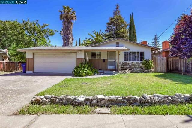 1936 Natoma Dr, Concord, CA 94519 (#40906217) :: Armario Venema Homes Real Estate Team