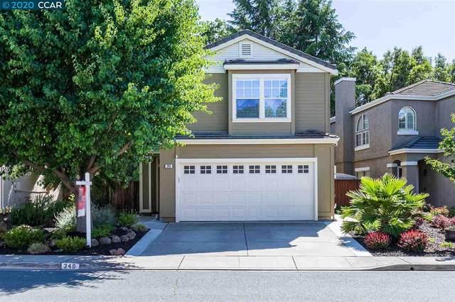 249 Stranahan Cir, Clayton, CA 94517 (#40906230) :: Armario Venema Homes Real Estate Team