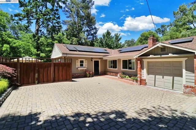 120 El Portal, Danville, CA 94526 (#40906293) :: Realty World Property Network