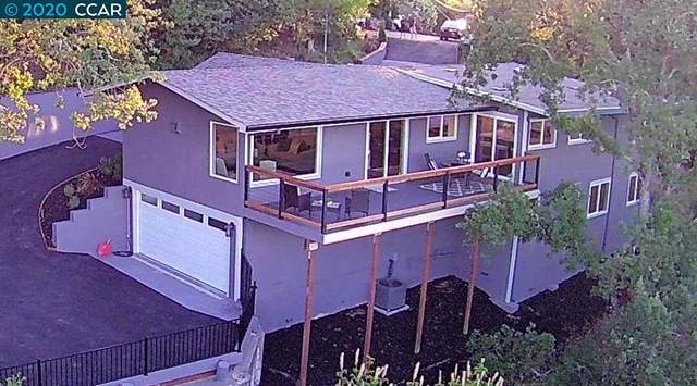 946 Oak View Cir, Lafayette, CA 94549 (#40906312) :: Realty World Property Network