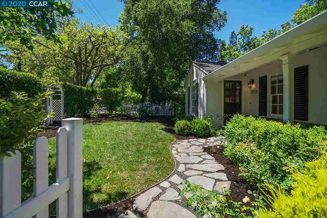 1818 Newell Ave, Walnut Creek, CA 94595 (#40906319) :: Armario Venema Homes Real Estate Team
