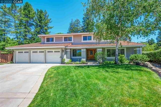 421 Plata Court, Danville, CA 94526 (#40906341) :: Realty World Property Network