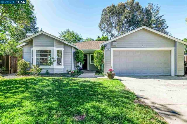 110 Mulberry Loop, Pleasant Hill, CA 94523 (#40906367) :: Realty World Property Network