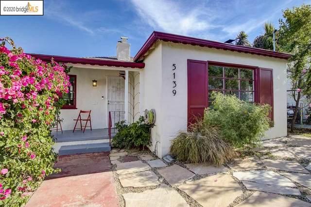 5139 Ygnacio Ave, Oakland, CA 94601 (#40906372) :: J. Rockcliff Realtors