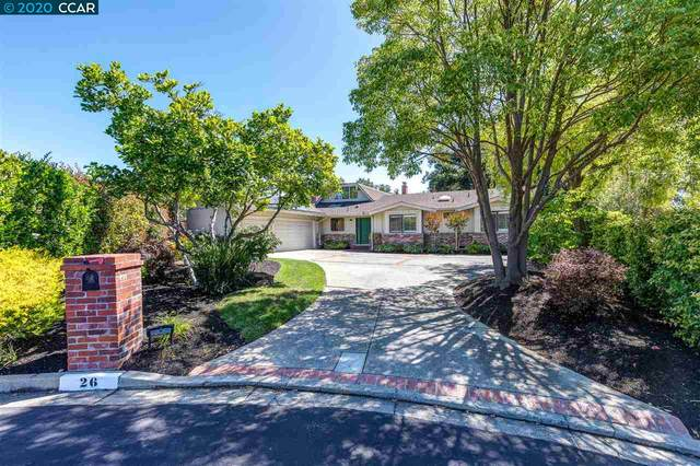 26 Sorrento Court, Danville, CA 94526 (#40906379) :: Realty World Property Network